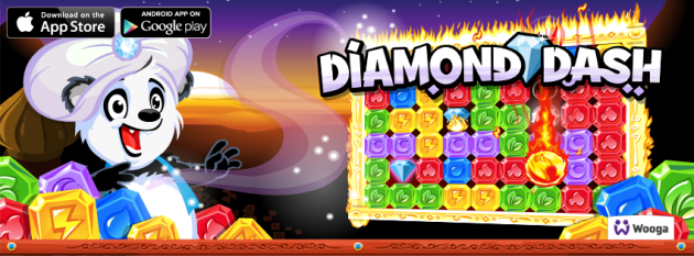 Diamond Dash banner
